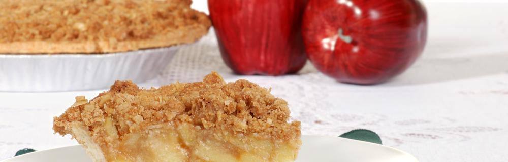 Apple Pie with Fayrouz & Oats