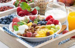 fruits & grains