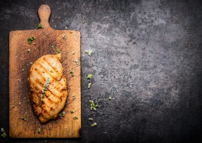 Fayrouz Pineapple Chicken Breast with Harankash