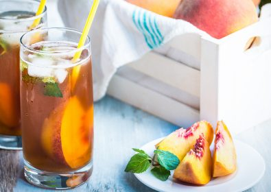 Fayrouz Peach and Passionfruit Smash