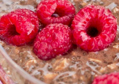 Healthy Raspberry Almond Granola