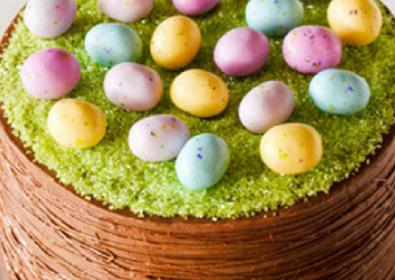 كعكة سلة عيد الفصح (حلوى عيد الفصح)