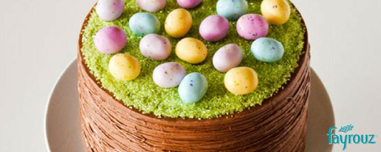 Easter Basket Cake (Easter Treats)