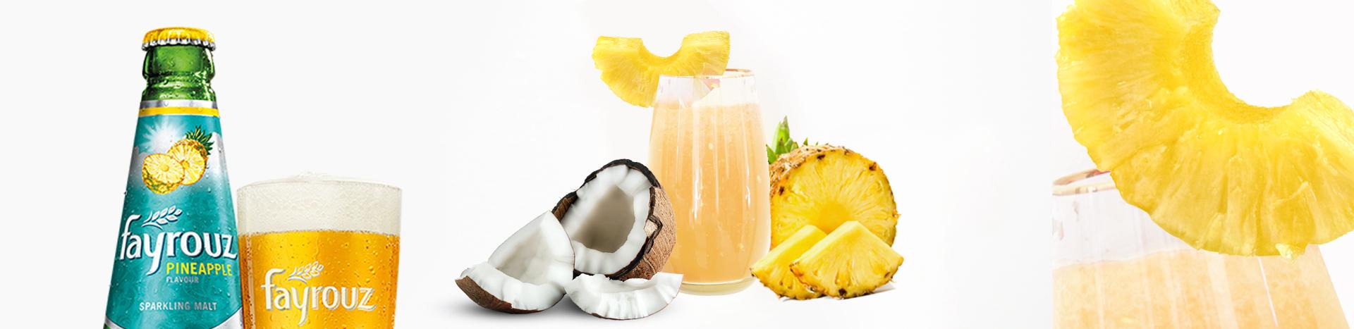 Pineapple Island Mocktail