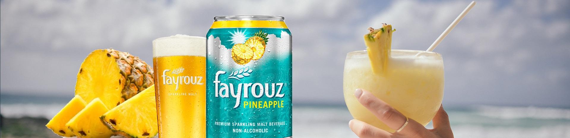 Pineapple Lemonade Mocktail